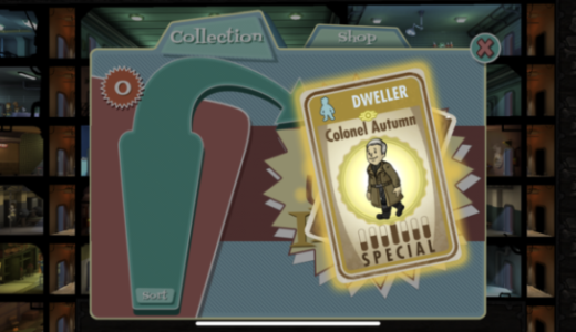Fallout Shelter SPECIALを日本語化!住人ステータス効果一覧!